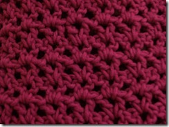 Country Car Coat - Stitch Pattern