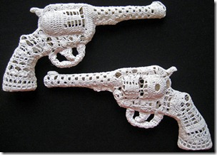 Inger Carina_Crochet and Guns_2