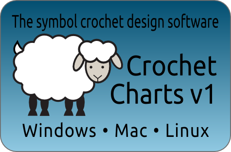 Free crochet pattern maker software dancox for tools of ccuart Gallery